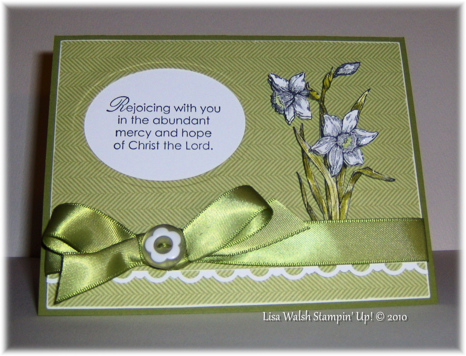 17 best images about abundant hope stampin up – Easter Cards Stampin Up